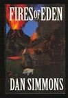 Fires of Eden | Simmons, Dan | Signed First Edition Book
