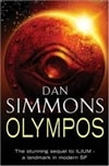 Olympos | Simmons, Dan | Signed 1st Edition UK Trade Paper Book