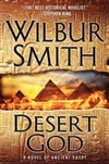 Desert God | Smith, Wilbur | Signed First Edition Book