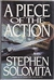 Piece of the Action, A | Solomita, Stephen | Signed First Edition Book