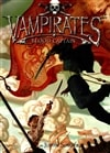 Somper, Justin | Vampirates: Blood Captain | Signed First Edition Book