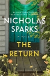 Sparks, Nicholas | Return, The | Signed First Edition Book