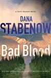 Bad Blood | Stabenow, Dana | Signed First Edition Book