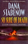 So Sure of Death | Stabenow, Dana | Signed First Edition Book