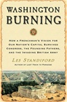 Washington Burning | Standiford, Les | Signed First Edition Book
