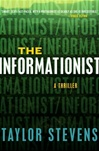 Informationist, The | Stevens, Taylor | Signed First Edition Book