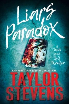 Liars' Paradox by Taylor Stevens