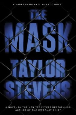 Signed First Edition Mask by Taylor Stevens