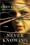 Never Knowing | Stevens, Chevy | Signed First Edition Book