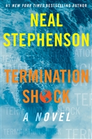 Stephenson, Neal | Termination Shock | Signed First Edition Book