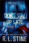 Stine, R.L. | Don't Stay Up Late | Signed First Edition Book