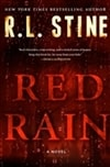 Red Rain | Stine, R.L. | Signed First Edition Trade Paper Book