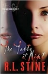 Taste of Night, The | Stine, R.L. | Signed First Edition Book