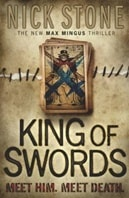 King of Swords | Stone, Nick | Signed First Edition UK Book