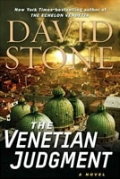 Venetian Judgment, The | Stone, David | Signed First Edition Book