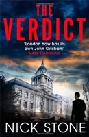 Verdict, The | Stone, Nick | Signed First Edition UK Book