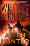 Strieber, Whitley | Alien Hunter | Signed First Edition Book