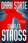 Stross, Charles | Dark State | Signed First Edition Book
