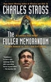 Fuller Memorandum by Charles Stross | Signed First Edition Book