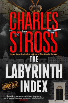 The Labyrinth Index by Charles Stross