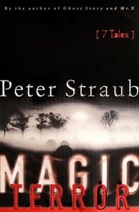 Magic Terror | Straub, Peter | Signed First Edition Book