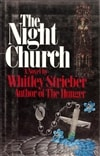 Night Church, The | Strieber, Whitley | Signed First Edition Book