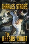 The Rhesus Chart  | Stross, Charles | Signed First Edition Book