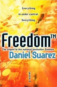 Freedom by Daniel Suarez