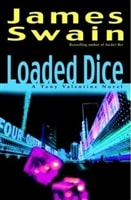 Loaded Dice | Swain, James | Signed First Edition Book