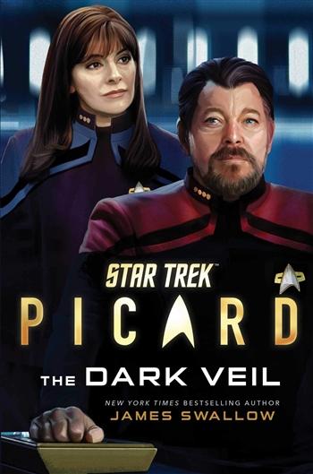Star Trek: Picard: The Dark Veil by James Swallow