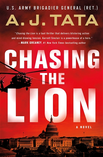 Chasing the Lion by Nicholas Irving & A.J. Tata