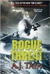 Rogue Threat | Tata, A.J. | Signed First Edition Book