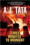 Tata, A.J. | Three Minutes to Midnight | Signed First Edition Book