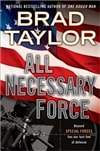 All Necessary Force | Taylor, Brad | Signed First Edition Book