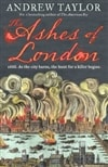 Taylor, Andrew | Ashes of London, The | Signed First Edition Book