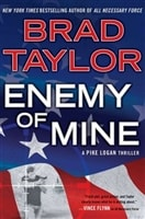 Enemy of Mine | Taylor, Brad | Signed First Edition Book