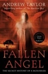 Fallen Angel | Taylor, Andrew | Signed 1st Edition UK Trade Paper Book