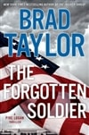 Taylor, Brad | Forgotten Soldier, The | Signed First Edition Book