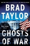 Taylor, Brad | Ghosts of War | Signed First Edition Book