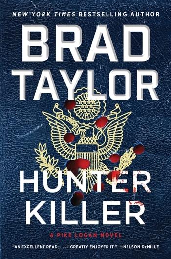 Hunter Killer by Brad Taylor