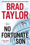 Taylor, Brad - No Fortunate Son (Signed First Edition)