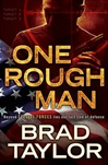 Taylor, Brad - One Rough Man (Signed First Edition)