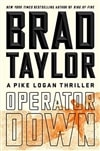 Taylor, Brad | Operator Down | Signed First Edition Book