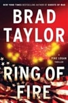 Taylor, Brad | Ring of Fire | Signed First Edition Book