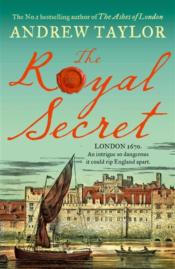 The Royal Secret by Andrew Taylor