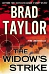 Taylor, Brad - Widow's Strike, The (Signed First Edition)