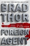 Thor, Brad | Foreign Agent | Signed First Edition Book