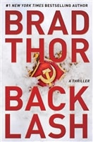 Thor, Brad | Backlash | Signed First Edition Copy