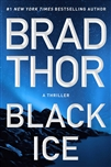 Thor, Brad | Black Ice | Signed First Edition Book