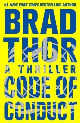 brad thor harvath series in order